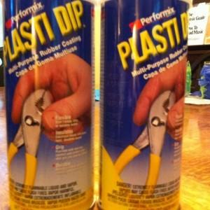 Plastic Dip Coating
