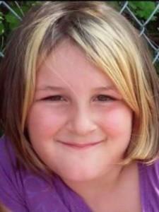 Maykayla, 8, gun fatality